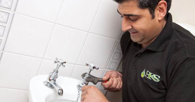 Plumber in Loughborough